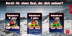 wintercard Saas-Fee 2